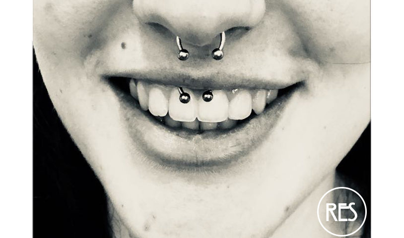 piercing settosmiley