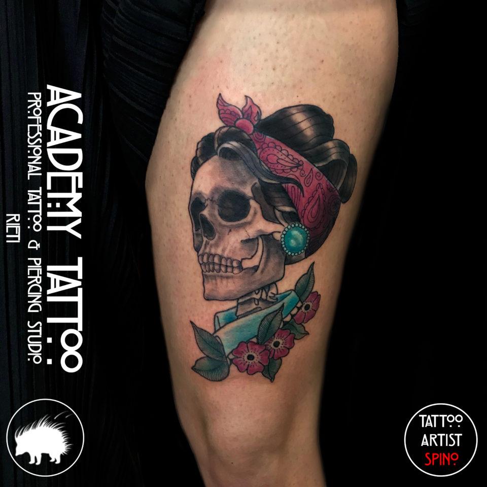 skull donna